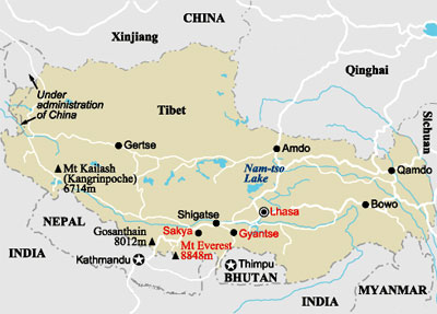 Tibet Travel Information